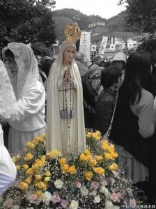 ファティマの聖母(玉野教会)